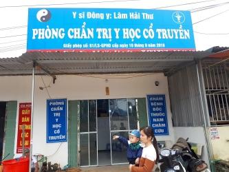 Phòng khám y học cổ truyền Lâm Hải Thư