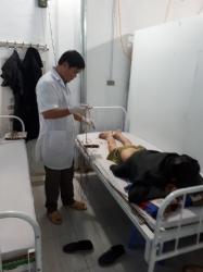 Hoạt động của phòng khám y học cổ truyền Lâm Hải Thư_1