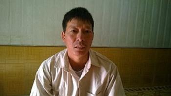 Bệnh nhân Liễu Văn Vặn Viêm gan chữa khỏi