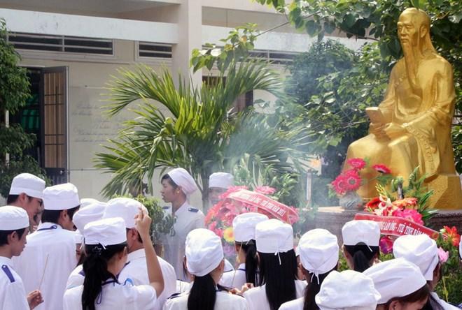 Kỷ niệm 225 năm ngày mất Hải Thượng Lãn Ông Lê Hữu Trác
